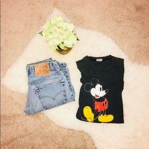 Vintage Disney Mickey Tee